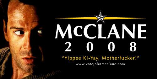 John McClane Tee