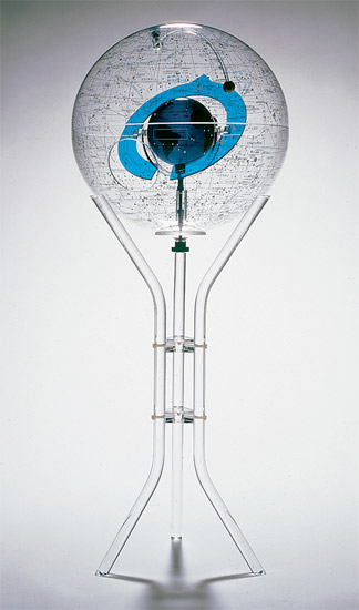 Starship Earth II Globe