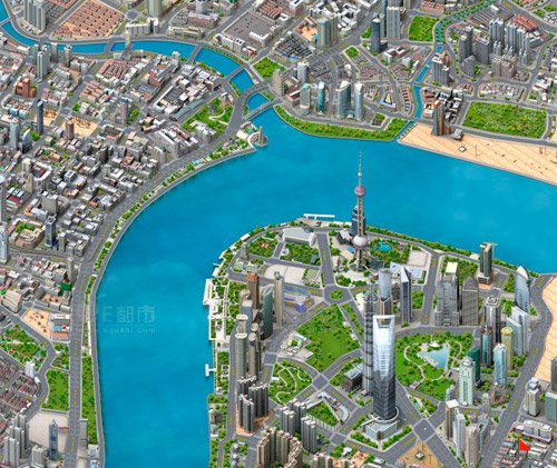 Website: Map of Shanghai