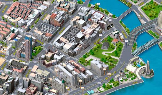 Website: Map of Shanghai