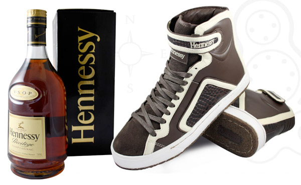 Hennessy Sneakers