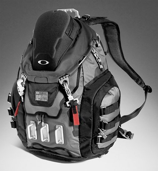 Kitchen Sink Backpack The Awesomer