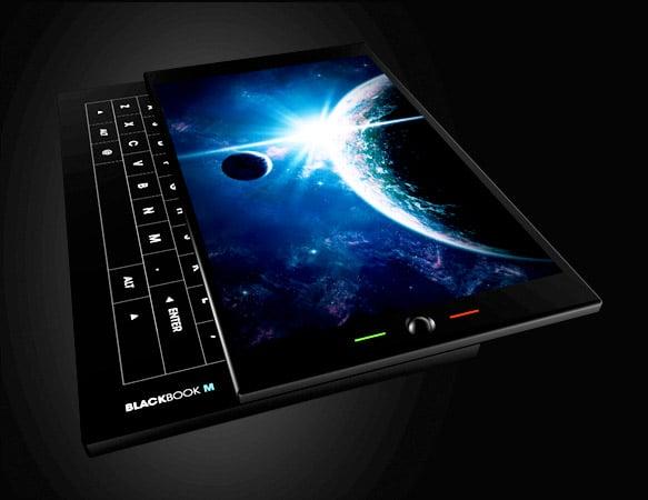 Concept: Blackbook M