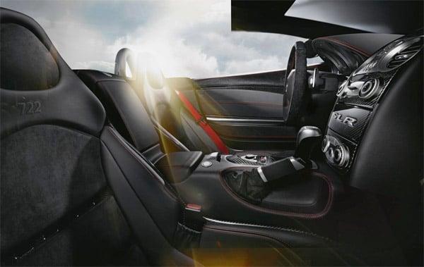 MB SLR McLaren 722 S
