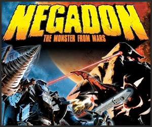 Negadon: Monster from Mars