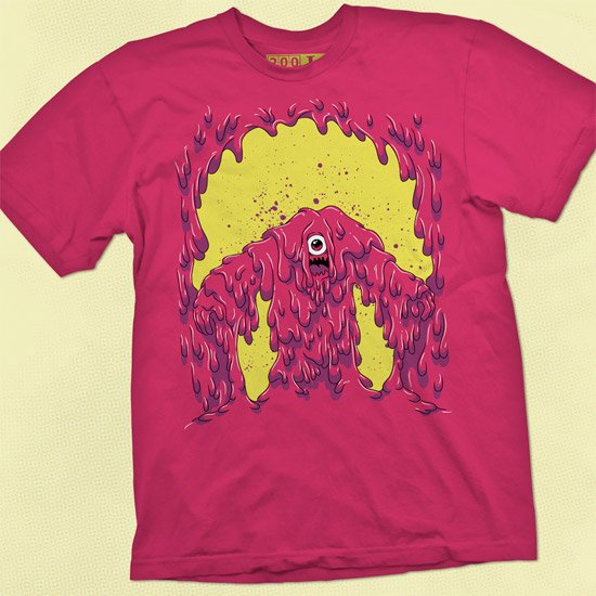 Beware the Slime Monster