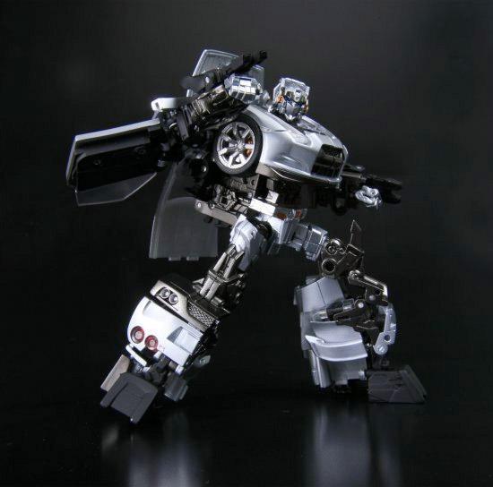 Optimus Prime, GT-R