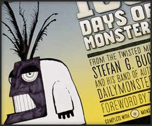 100 Days of Monsters