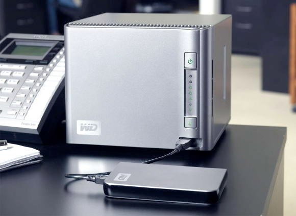 WD ShareSpace NAS