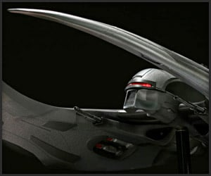 Cylon Raider Replica