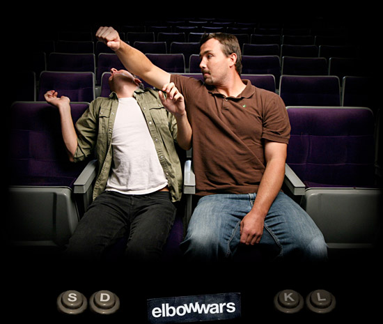 Website: Elbow Wars