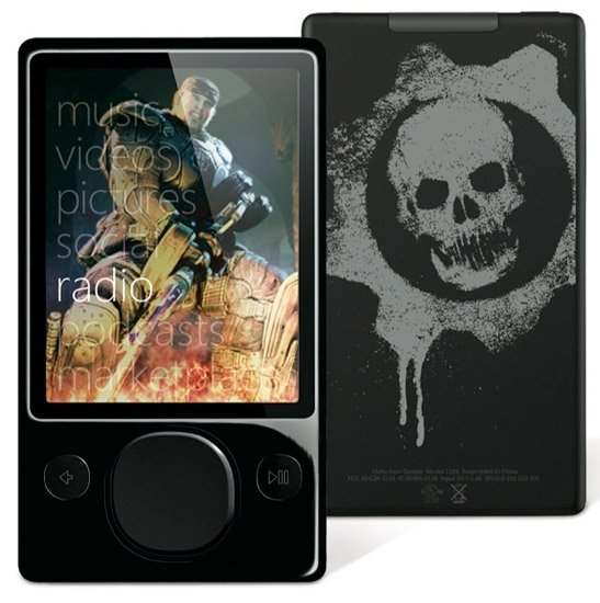 Zune: Gears of War 2 Edition