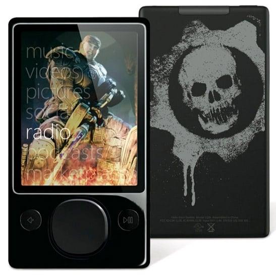 Zune: Gears of War 2 Edition