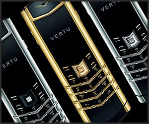 Vertu Signature S Phone