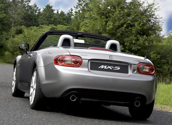 2009 Mazda MX-5