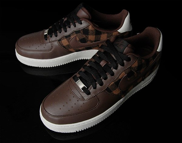765ecd2c44208 Nike Air Force 1 Plaid