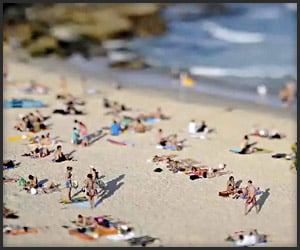 Tilt Shift + Stop Motion