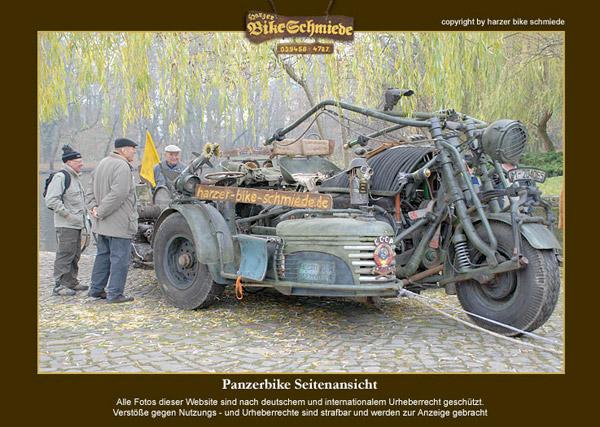 das Panzerbike