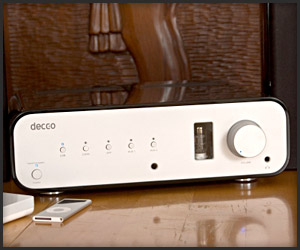 Peachtree Audio Decco