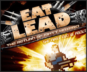 Eat Lead: Matt Hazard