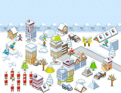 Website: City Creator