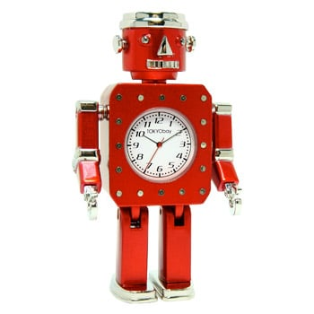 Tokibot Clocks