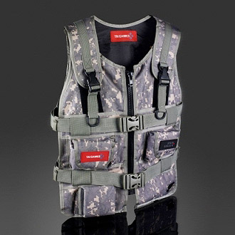 3RD Space Vest + WoW