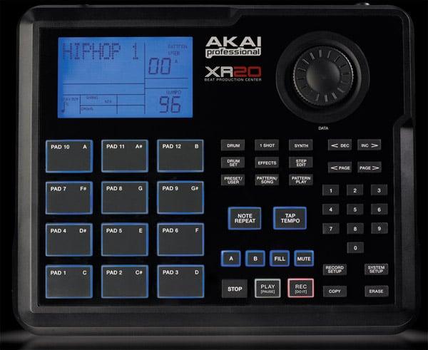 AKAI XR20 Beat Station