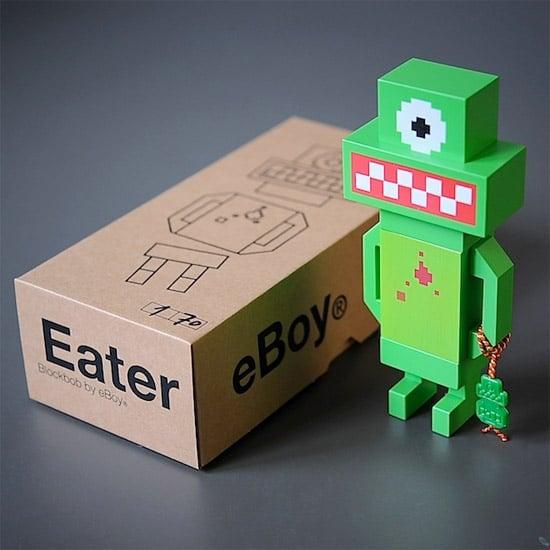 Blockbob Eater