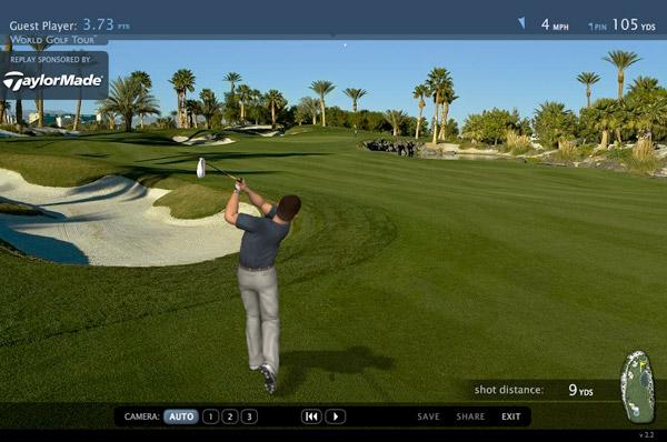 Free: World Golf Tour