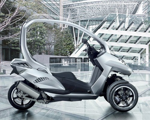 Concept: Peugeot HYmotion3
