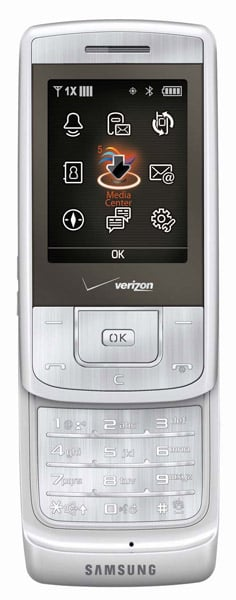 Samsung Sway Phone