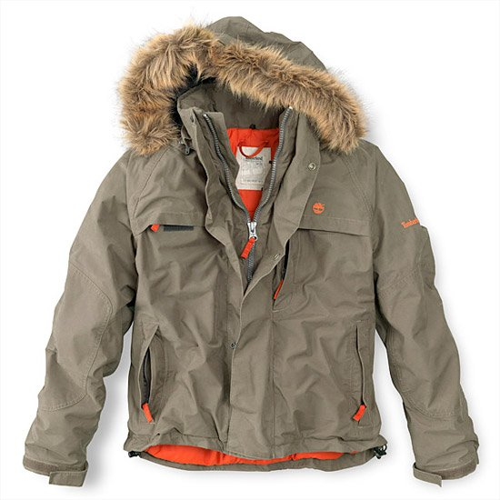 Benton Short Snorkel Jacket