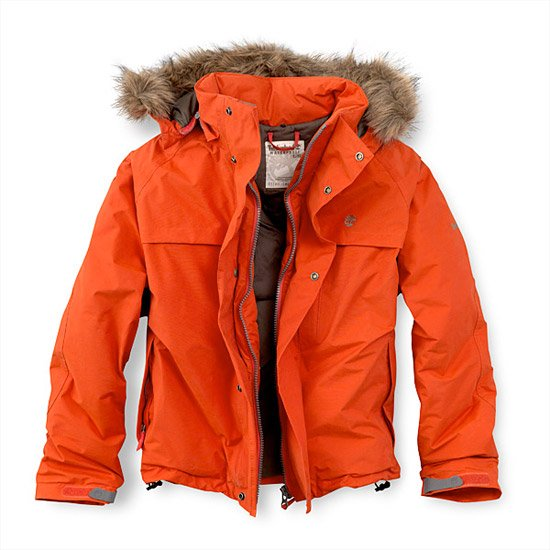 Benton Short Snorkel Jacket