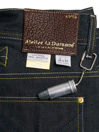 Atelier Oki-Ni Jeans