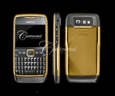 Luxury Nokia E71s