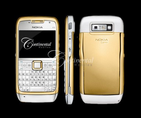 Luxury Nokia E71s