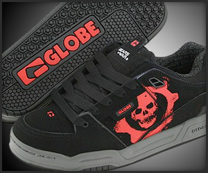 Gears of War Shoe