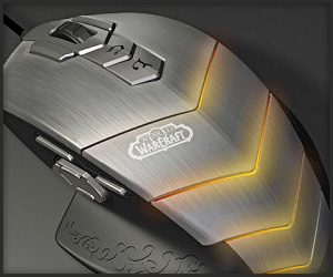 SteelSeries WoW Mouse