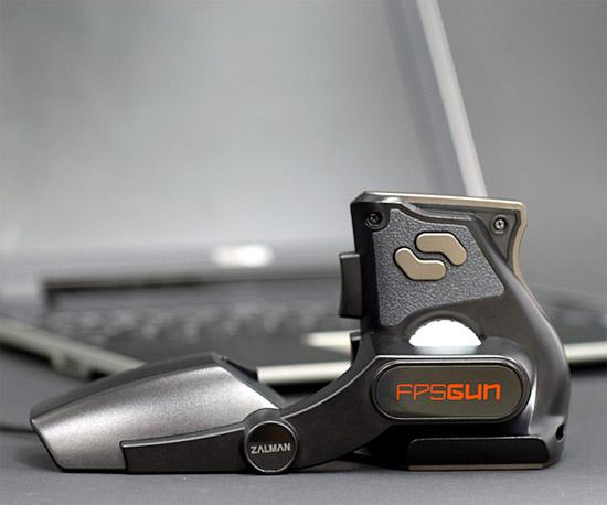 Zalman FPS Gun Mouse