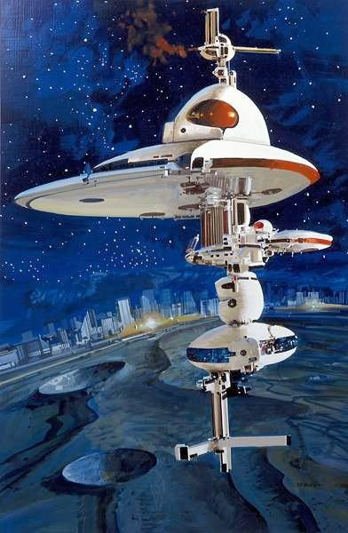 Art: John Berkey