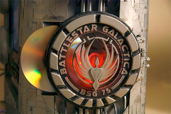 Galactica Case Mod