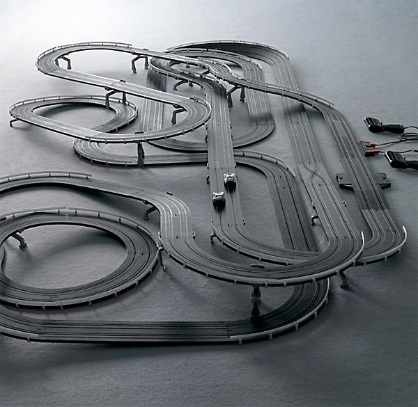 Shelby Slot Car Racetrack