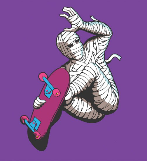 Dead Shred T-shirt