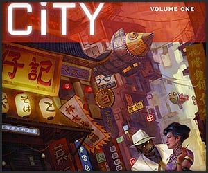 Book: Liquid City