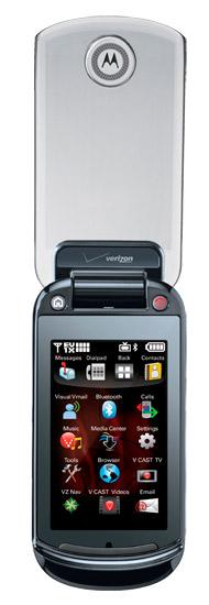 Krave ZN4 Flip Phone