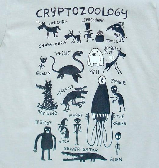 Cryptozoology Tee