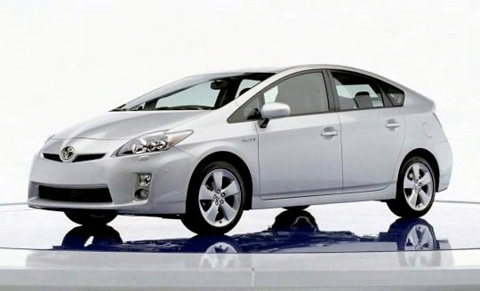 Leaked: 2010 Toyota Prius