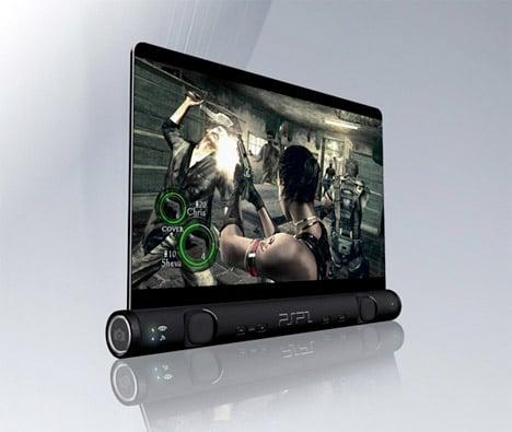 Concept: Sony PSP2