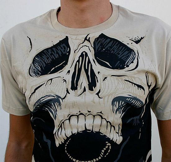 Agent Skully T-shirt